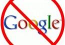 Irán bloquea servicios de Google