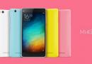 El nuevo smartphone Xiaomi Mi4i