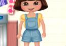 Lavar Platos con Dora la Exploradora