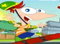 Phineas y Ferb Patine-tas Divertidas